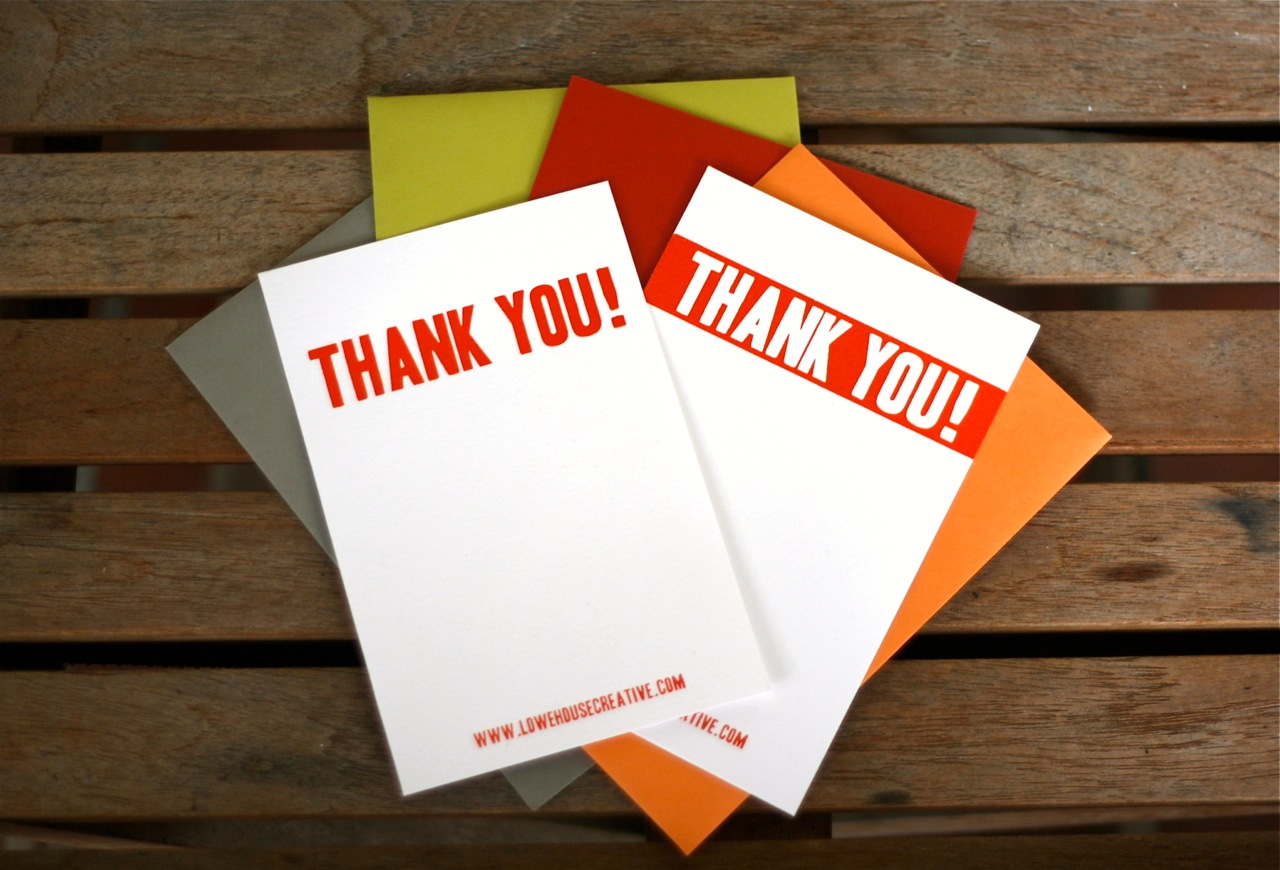 Personalized Thank You Cards With Photo ideas for wedding place ...